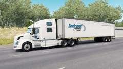 Painted Truck Traffic Pack v3.1 für American Truck Simulator