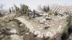 Les Fjords de l' pour MudRunner