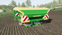 Amazone ZA-M 1501 fertilizer spreader für Farming Simulator 2017