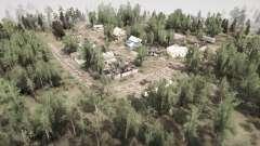 Les deux rives du village pour MudRunner
