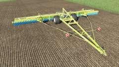 Lemken Gigant 12S-1600 Heliodor 9 multicolor pour Farming Simulator 2017