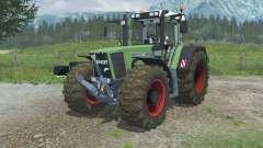 Fendt Favorit 926 Vario wheels duster für Farming Simulator 2013