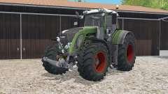 Fendt 933 Vario chalet green für Farming Simulator 2015