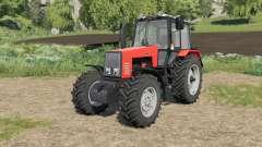 MTZ-1221 Belarus verbesserte Physik für Farming Simulator 2017