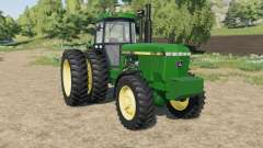 John Deere 4050&4055 pour Farming Simulator 2017