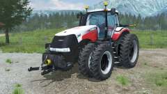 Case IH Magnum 340 twin wheel pour Farming Simulator 2013
