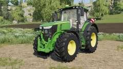 John Deere 7R-series chiptuning pour Farming Simulator 2017