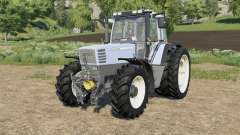 Fendt Favorit 500 C color choice added für Farming Simulator 2017
