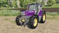 Fendt Favorit 500 C Turboshift design colorable für Farming Simulator 2017
