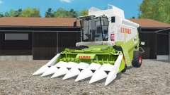 Claas Lexion 480 working animation and lighting für Farming Simulator 2015