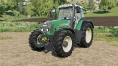 Fendt 800 Vario TMS selectable wheels brand pour Farming Simulator 2017
