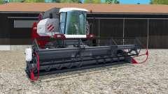 Vector 420 dark red für Farming Simulator 2015