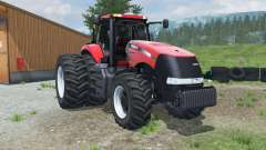 Case IH Magnum 340 dual rear wheels pour Farming Simulator 2013