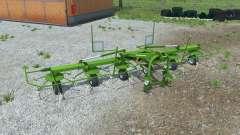 Krone Wender slimy green pour Farming Simulator 2013
