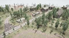 Das Dorf und die Ural-Rebe 2 für MudRunner