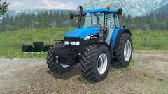 New Holland TM 190 manual ignition pour Farming Simulator 2013