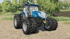 New Holland T6-series Blue Power für Farming Simulator 2017