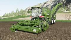 Holmer Terra Dos & Terra Felis color selection für Farming Simulator 2017