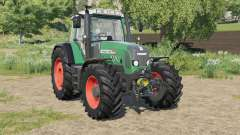Fendt 800 Vario TMS hose system installed pour Farming Simulator 2017