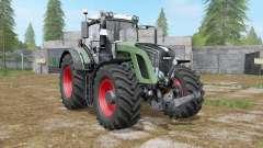 Fendt 936 Vario wheels selection für Farming Simulator 2017