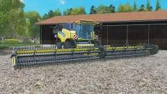 New Holland CR10.90 with header für Farming Simulator 2015
