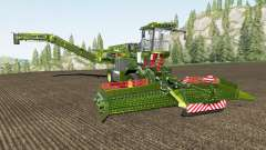 Holmer Terra Felis 3 metallic multicolor pour Farming Simulator 2017