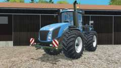 New Holland T9.565 replaced exhaust pipe pour Farming Simulator 2015