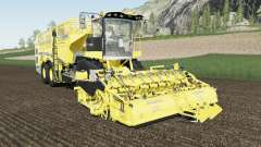 Ropa Tiger 6 XL can load potatoes pour Farming Simulator 2017