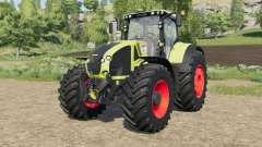 Claas Axion 900 rim color für Farming Simulator 2017