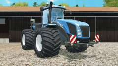New Holland T9.565 with change tires pour Farming Simulator 2015