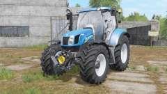 New Holland T6.140&T6.160 für Farming Simulator 2017