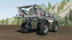 Hardi Rubicon 9000 capacity 40000 liters pour Farming Simulator 2017