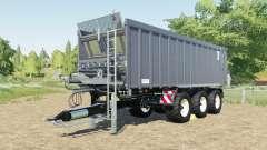 Kroger Agroliner TAW 30 capacity choice pour Farming Simulator 2017