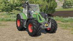 Fendt 700 Vario fruit salad für Farming Simulator 2017