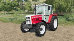 Steyr 8090A Turbo purchasable front weights für Farming Simulator 2017