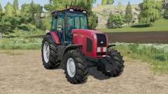MTZ-Belarus 2022.3 die Richtung zu ändern für Farming Simulator 2017