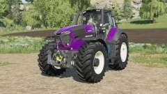 Deutz-Fahr Serie 9 TTV Agrotron horn changed pour Farming Simulator 2017