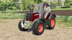 Fendt 300 Vario multicolor metallic für Farming Simulator 2017