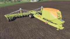 Amazone Condor 15001 allfruit für Farming Simulator 2017
