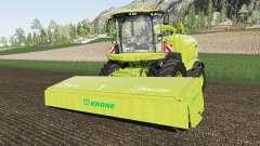 Krone BiG X 1180 increased capacity für Farming Simulator 2017