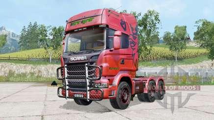 Scania R730 Euro-Agrar für Farming Simulator 2015
