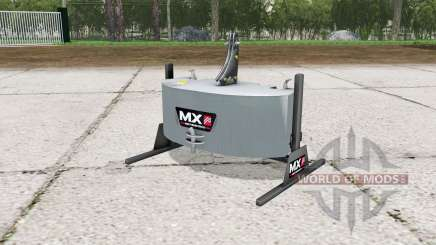 MX Multimass 1200 für Farming Simulator 2015
