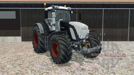 Fendt 933 Vario Black Beauty pour Farming Simulator 2015