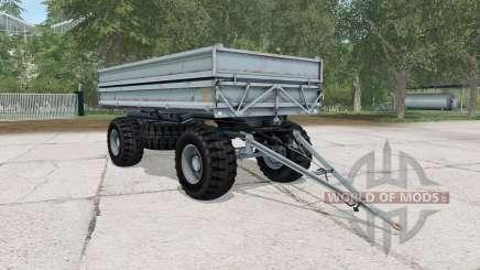 Fortschritt HW 80 mit ackerbereifung für Farming Simulator 2015