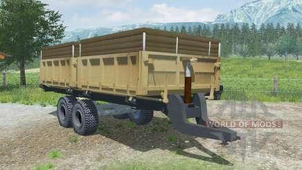 MMZ-771 ninasimone-orange für Farming Simulator 2013