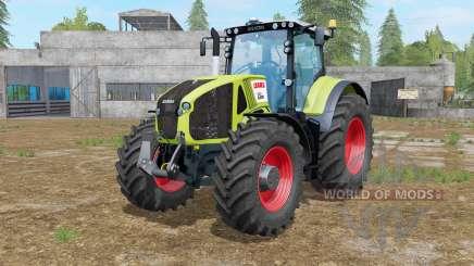 Claas Axion 920 key lime pie pour Farming Simulator 2017