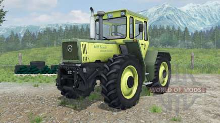 Mercedes-Benz Trac 1600 Turbo manual ignition pour Farming Simulator 2013