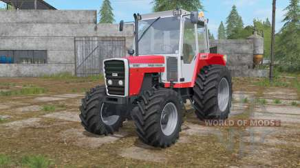 Massey Ferguson 698T dead weight 5300 kg. für Farming Simulator 2017