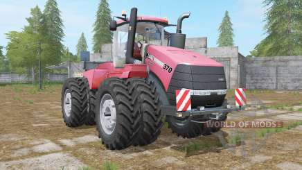 Case IH Steiger dual&triple wheel configurations für Farming Simulator 2017