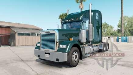 Freightliner Classic XL deep jungle green für American Truck Simulator